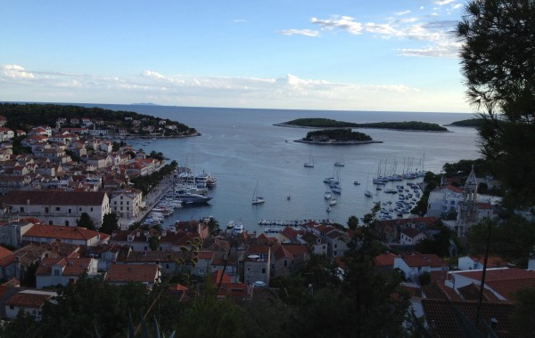 Croatia – The Hvar Harbour